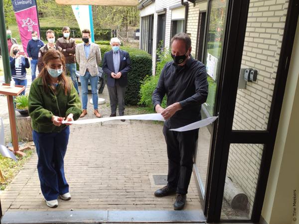 "Preview: Vernieuwde ""Pop-Up Expo Wolven in Limburg"" start in Koersel"