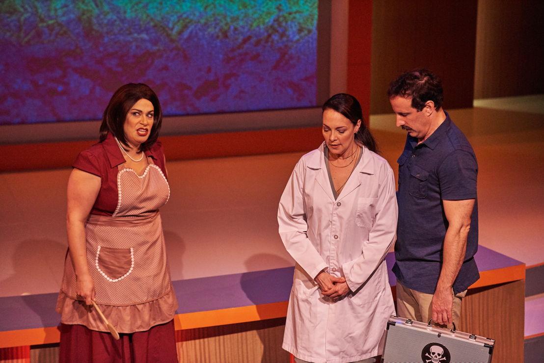 11. Gina Rickicki, Tara Ochs and Dan Triandiflou (photo by Chris Bartelski)