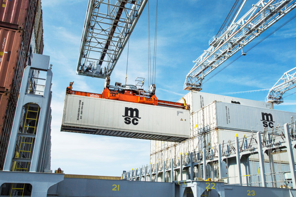 Preview: MSC ships directly between Moín (Costa Rica) and Port of Antwerp