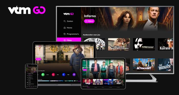 VTM GO viert tweede verjaardag met meer dan 2 miljoen gebruikers