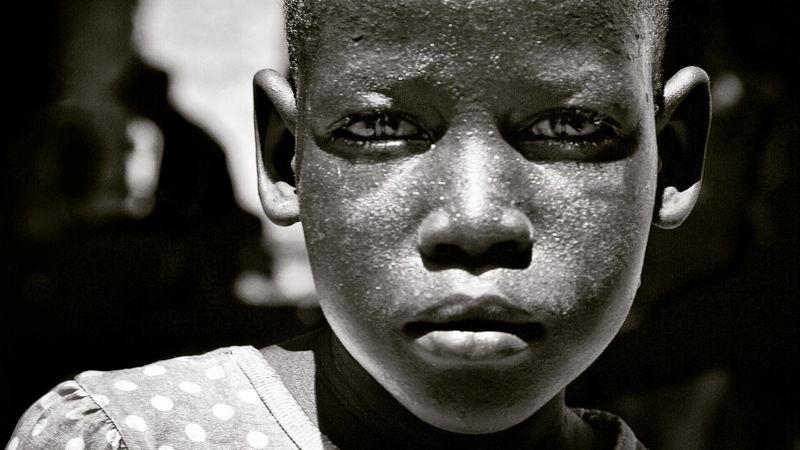 Child of South Sudan