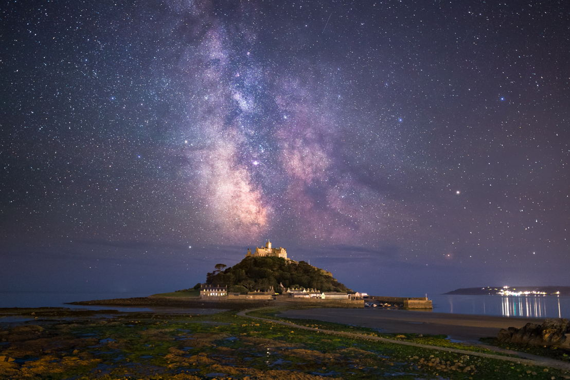 United Kingdom: St. Michael's Mount and Marazion