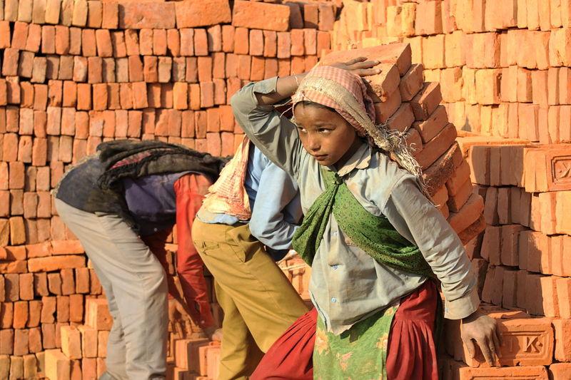 Brick by Brick - (c) VRT