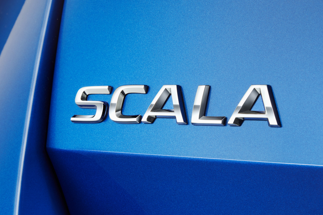 ŠKODA SCALA: A new name for a new compact model