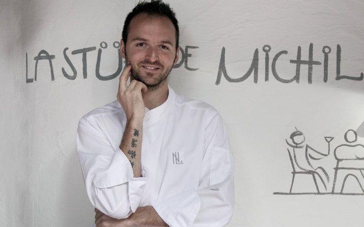 Chef Nicola Laera, La Stüa de Michil*, Corvara (BZ) Alta Badia