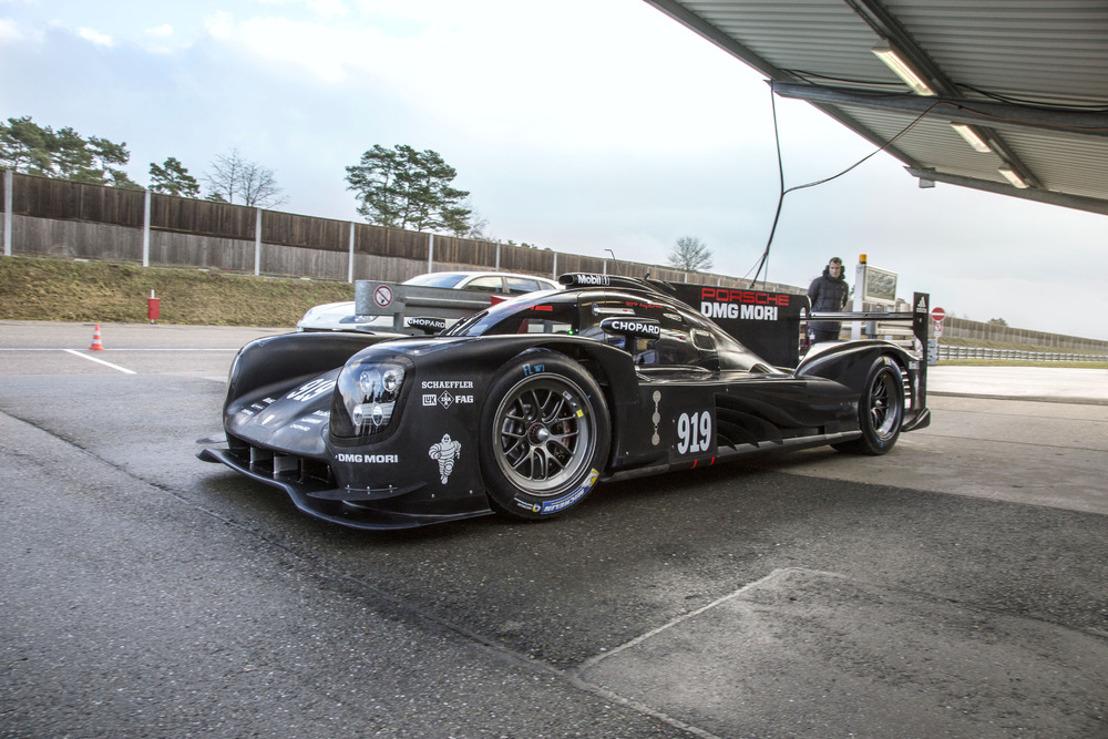 Championnat du monde d'endurance de la FIA WEC - LMP1