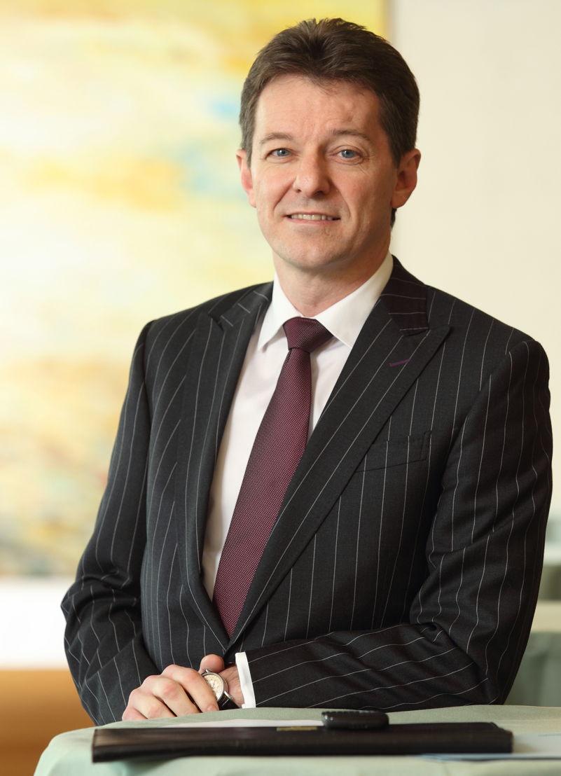 Johan Thijs, CEO KBC Groep