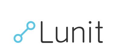 Lunit (루닛) press room Logo