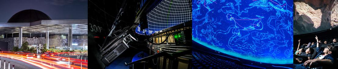 Papalote Museo del Niño renueva su brillo con la tecnología de proyección de Panasonic