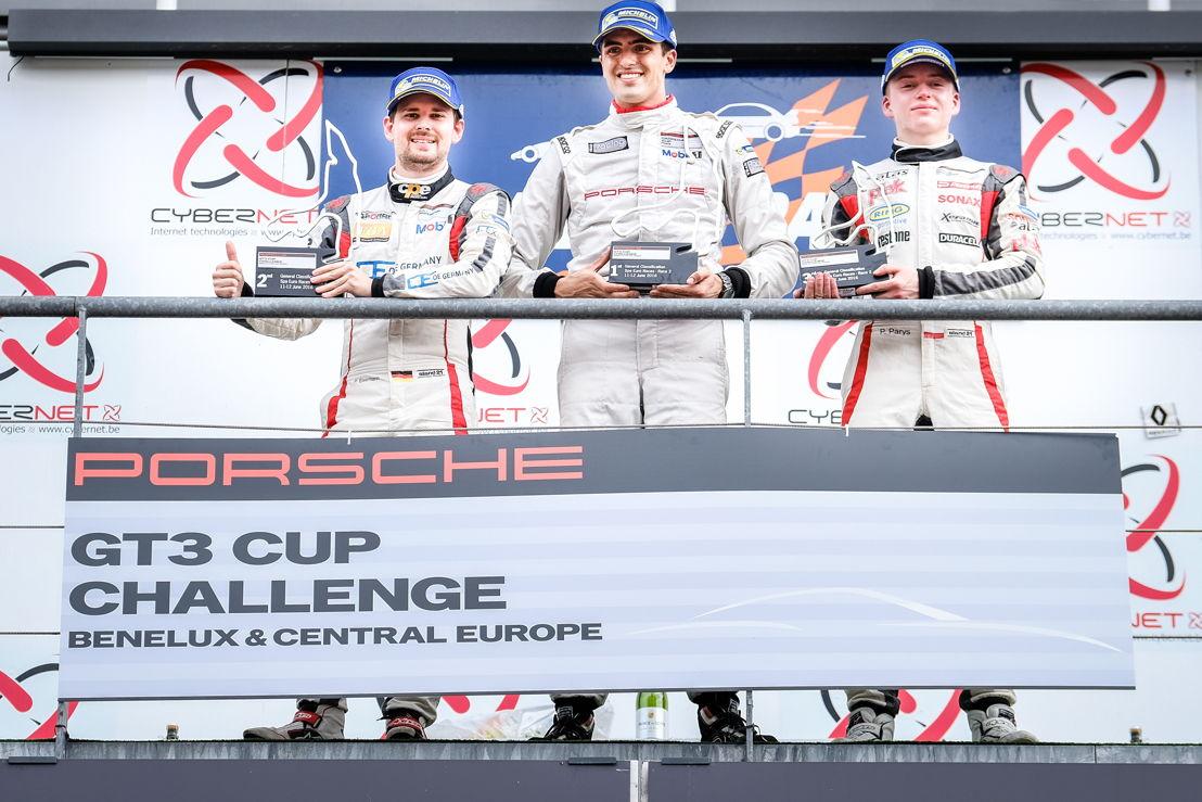 First Win for Alexandre Jouannem - DVB Racing