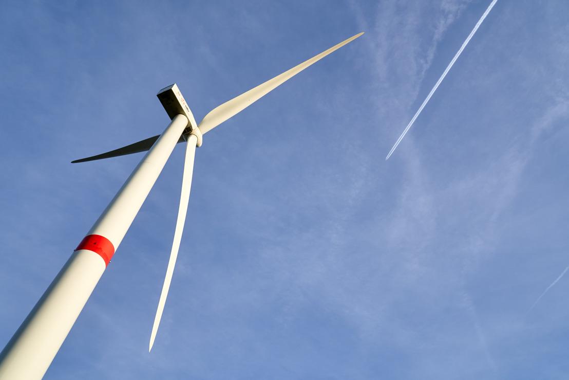 Un projet de 7 nouvelles éoliennes au cœur de la zone d'activité économique de Ghlin-Baudour