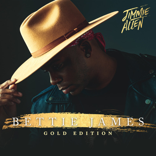 Preview: Jimmie Allen Announces Bettie James Gold Edition New Album Arriving June 25, 2021