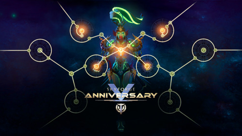 SKYFORGE CELEBRATES FIFTH ANNIVERSARY WITH NEW EXPANSION