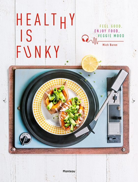 Cover Healthy is Funky