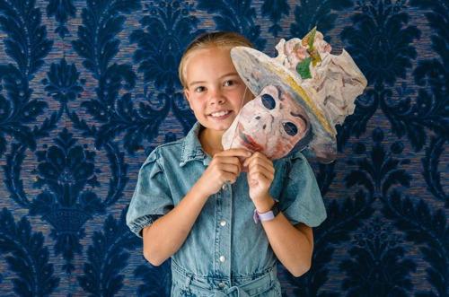 🎨 James Ensor à la portée des enfants 🎨