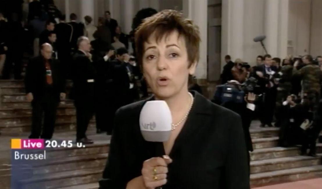 Frieda Van Wijck 2003 - (c) VRT