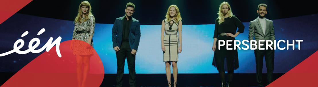Eurosong 2016: zondag weten we wie België vertegenwoordigt in Stockholm