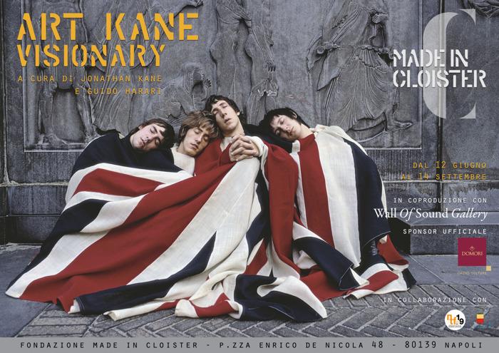 """Preview: """"Art Kane. Visionary"""": la mostra a Napoli in partnership con Domori"""