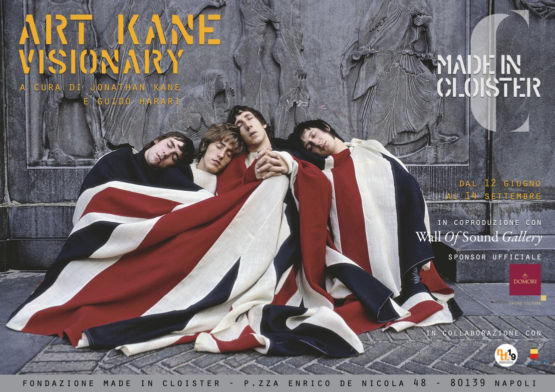 """""""Art Kane. Visionary"""": la mostra a Napoli in partnership con Domori"""