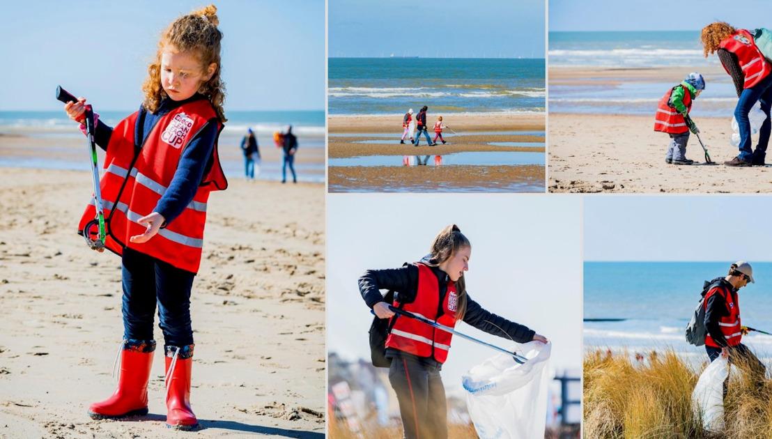 Eneco en Sunweb werken samen aan een schoon strand