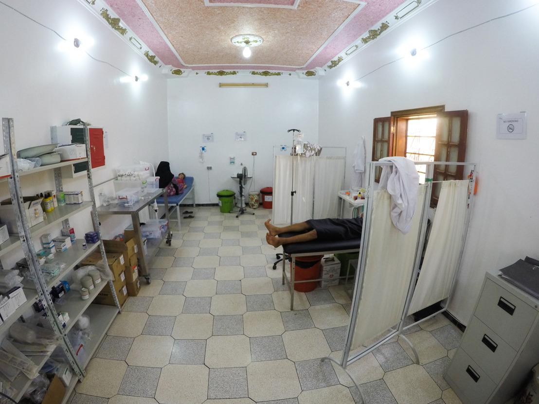 Syrien: Kaum Zugang zu medizinischer Versorgung für Bevölkerung im belagerten Rakka