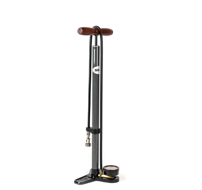 Preview: The SILCA Pista Plus Floor Pump