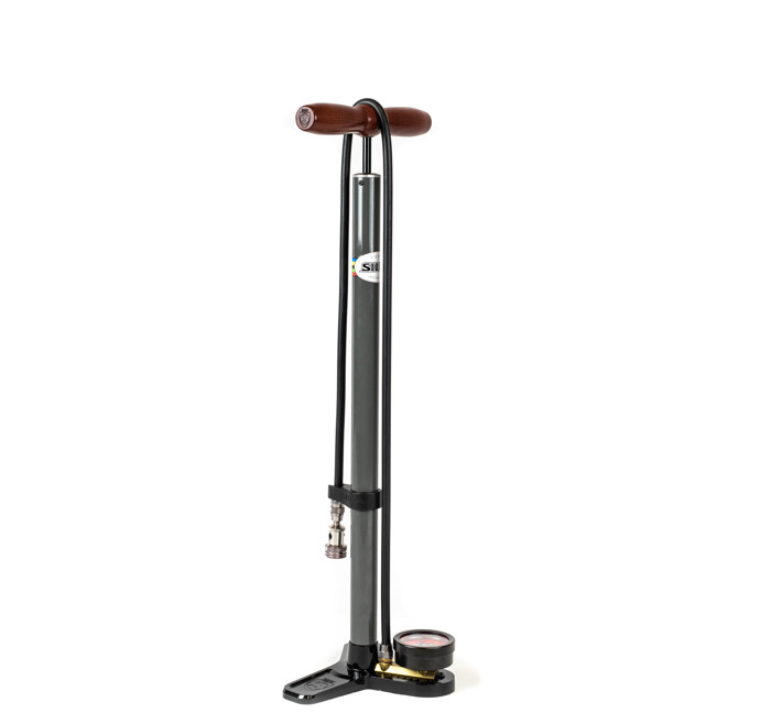 Preview: The SILCA Pista Plus Floor Pump