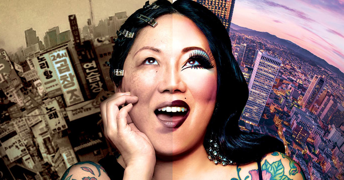 American comedian Margaret Cho is coming to Belgium