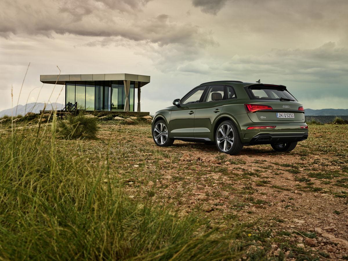 Audi Q5 arrière