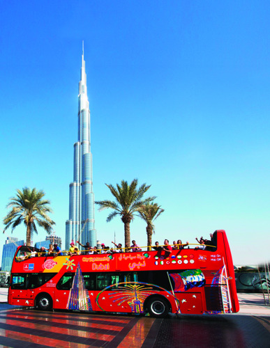 City Sightseeing Dubai to give all UAE residents complimentary hop-on, hop-off tours on National Day, 2nd December