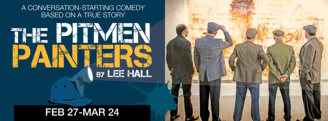 $15 Industry Tickets + Pay What You Can Performance of THE PITMEN PAINTERS at Theatrical Outfit