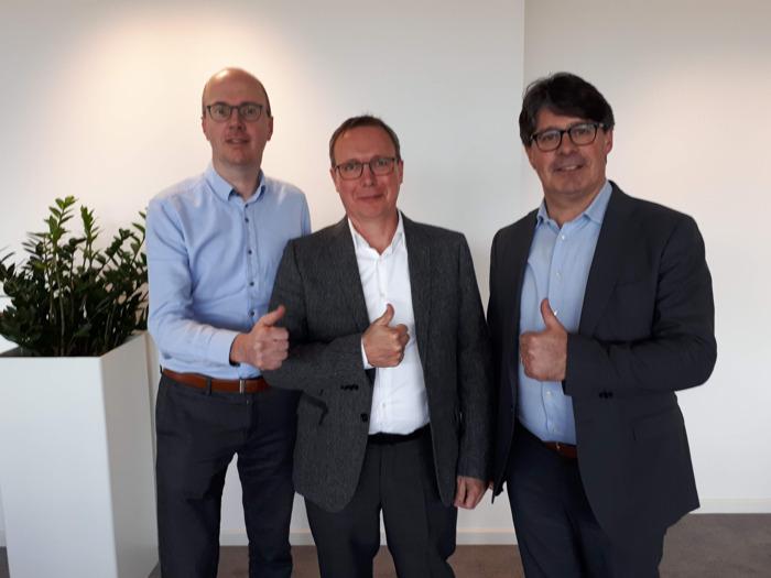 Remmicom en Cipal Schaubroeck kondigen samenwerking aan