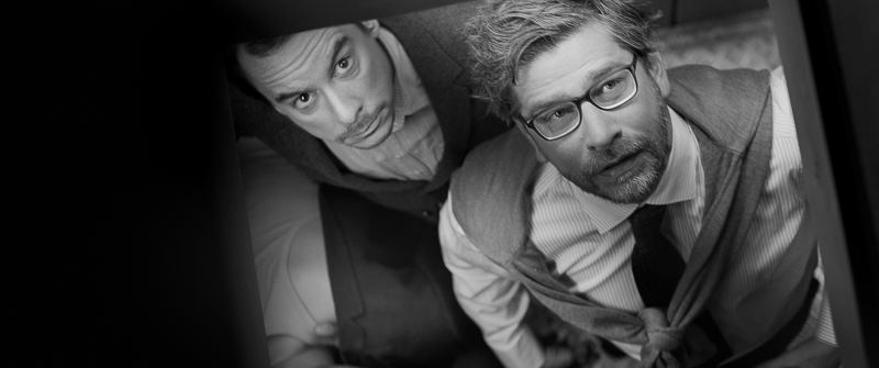 Clinch - aflevering 2 : Lift (Nico Sturm, Wim Helsen) - (c) Panenka