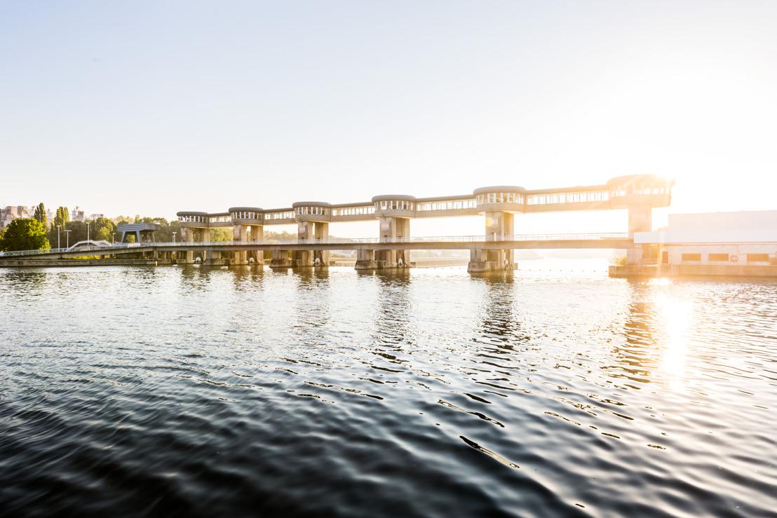 Luminus collecte et recycle 721 tonnes de déchets issus de la Meuse