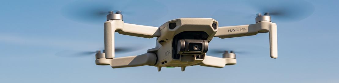 Le marché commercial des drones prêt à décoller en Belgique
