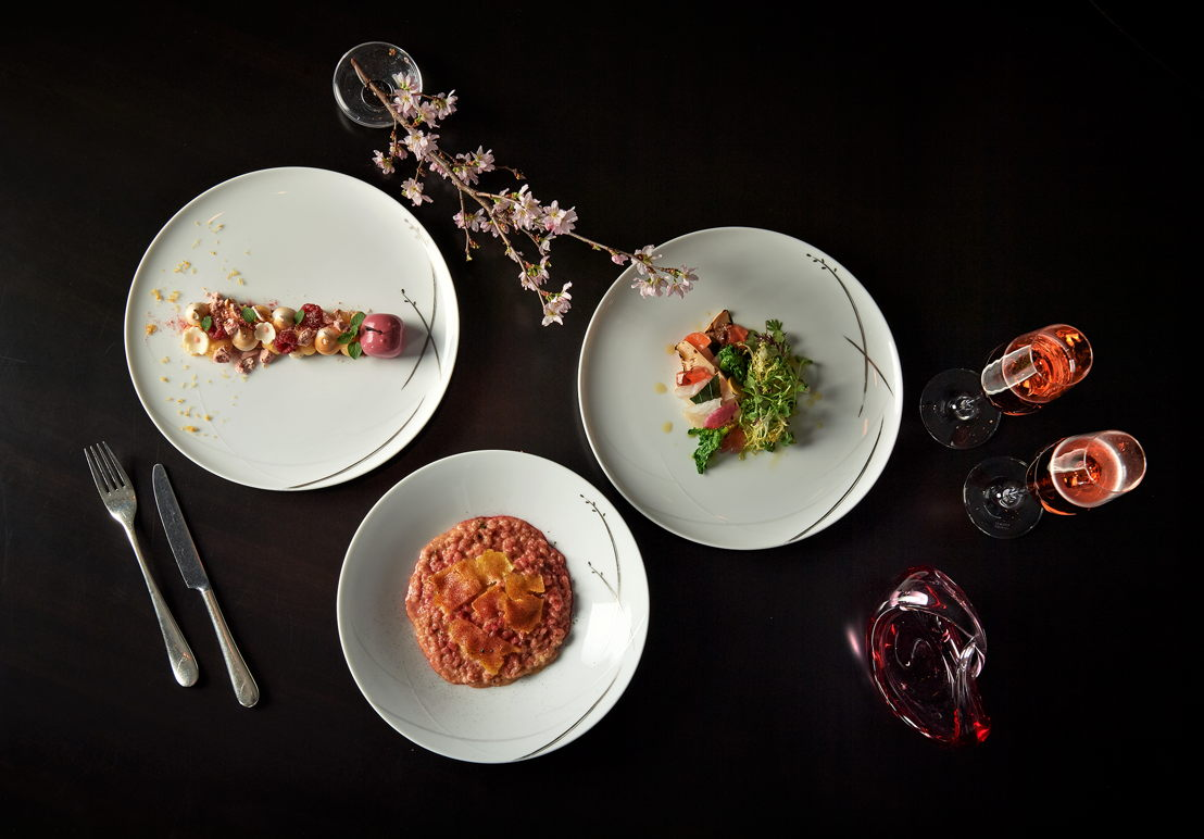 The Peninsula Tokyo: Peter Sakura Lunch