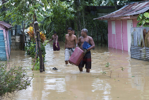 [MEDIA ALERT] Town Hall Meeting on Human Mobility in the Context of Climate Change in Dominica