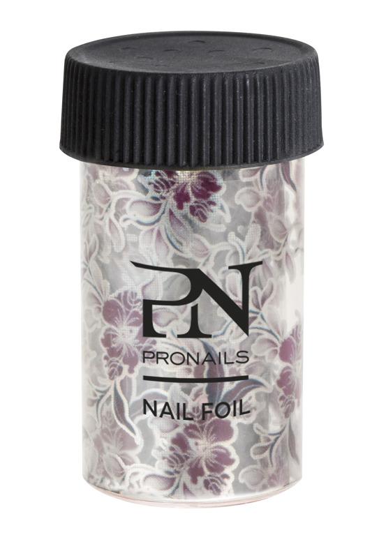 Nail foil Blushing Bouquet