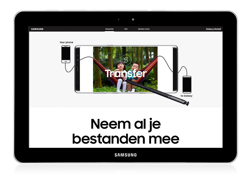 Samsung Consumer website