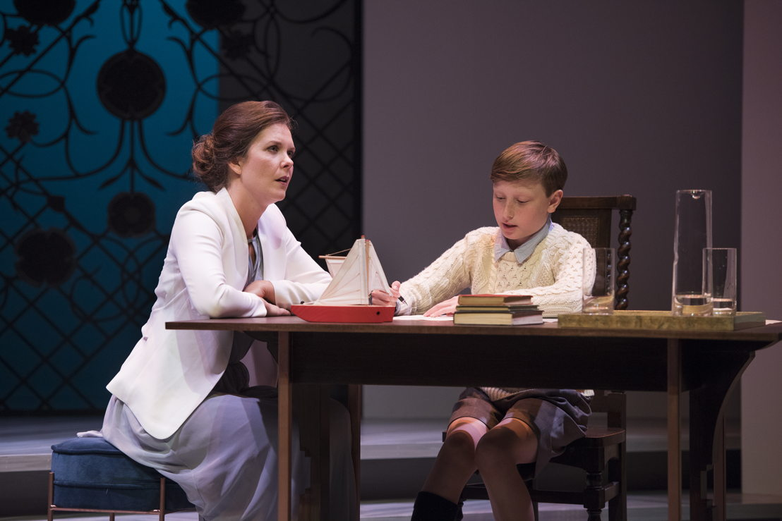 Celine Stubel and Ellis James Frank in The Last Wife by Kate Hennig / Photos by Emily Cooper