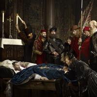Erwin Olaf, Exquisite Corpses, The Last Honours to Counts Egmont and Horne, 2012, Commissioned by Gaasbeek Castle