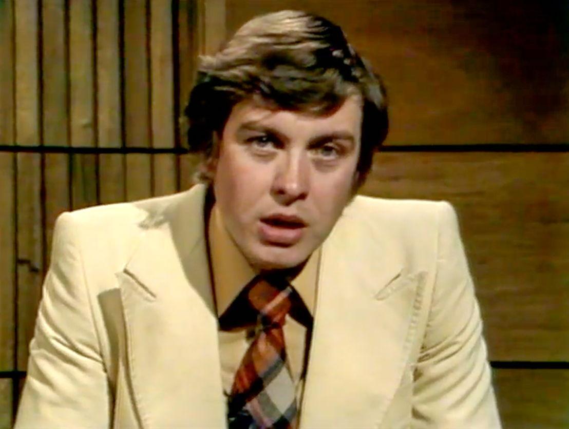 Dirk Sterckx 1975 - (c) VRT