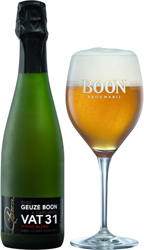 Boon Oude Geuze VAT 31 Voted 'World's Best Gueuze'