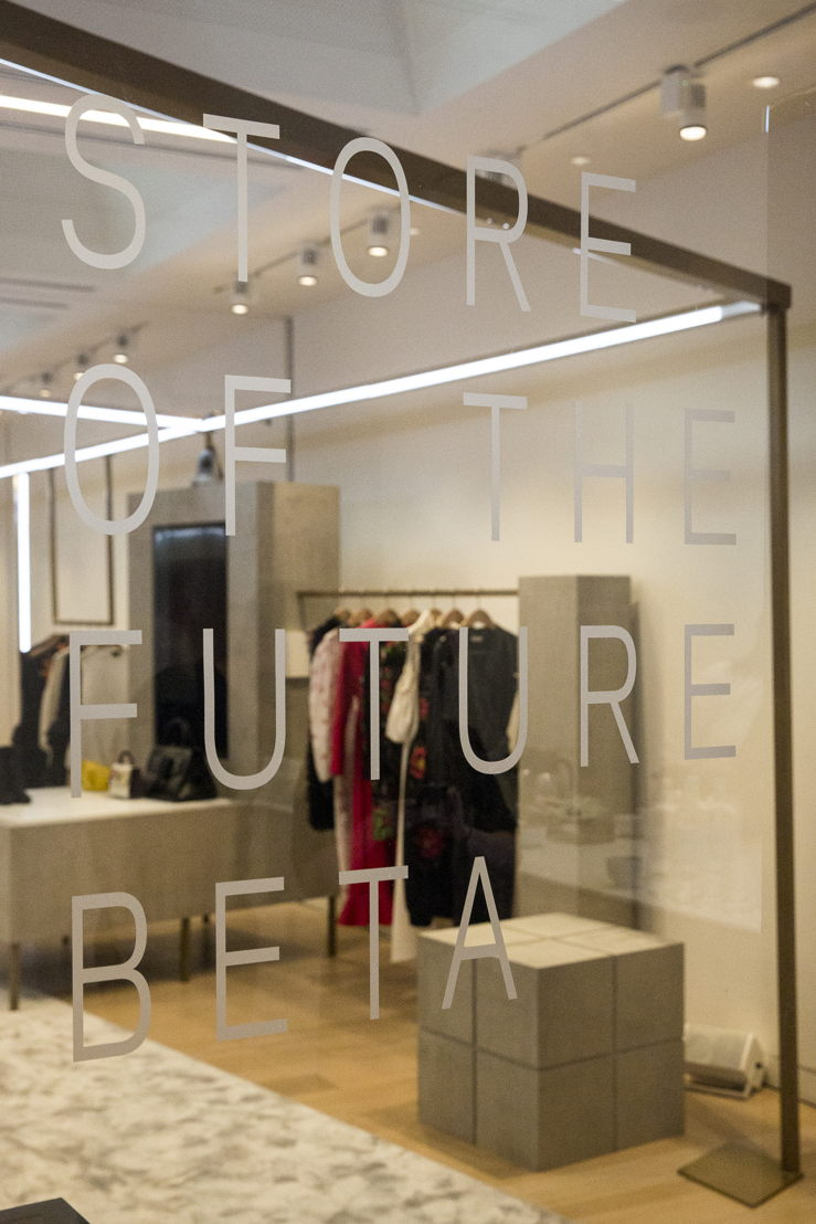 FarfetchOS - Store of the Future