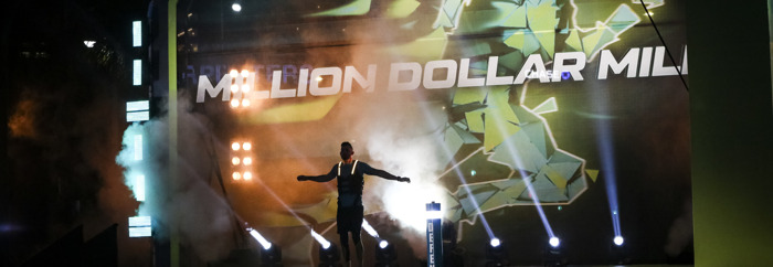 Million Dollar Mile, spelshow van LeBron James vanaf morgen, nieuw op ZES