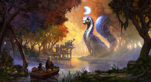Elvenar welcomes Autumn with new Harvest Festival