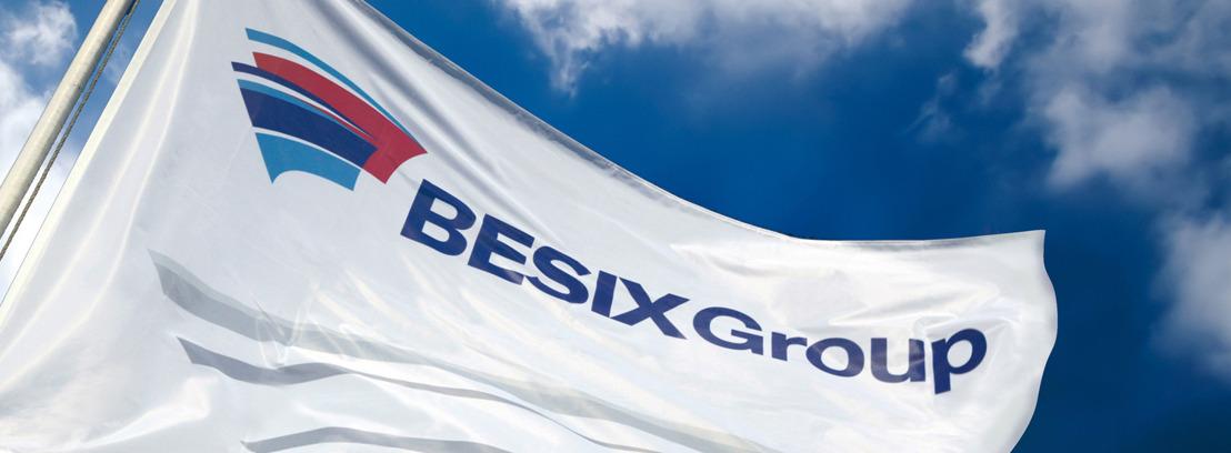 Année 2016 record pour BESIX Group