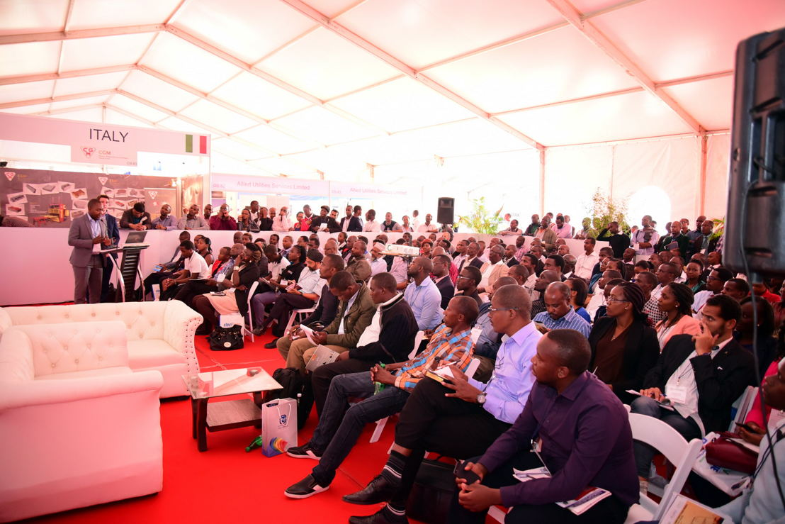 Education workshops at The Big 5 Construct East Africa 2016
