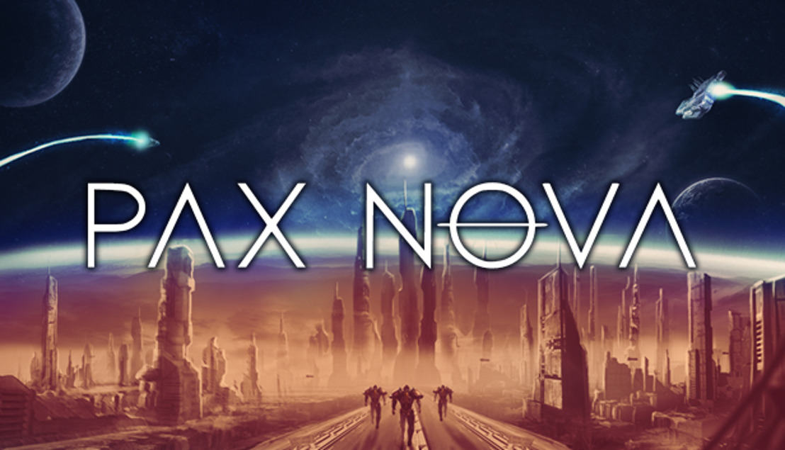"FIRST LOOK INTO NEW 4X STRATEGY GAME ""PAX NOVA"""