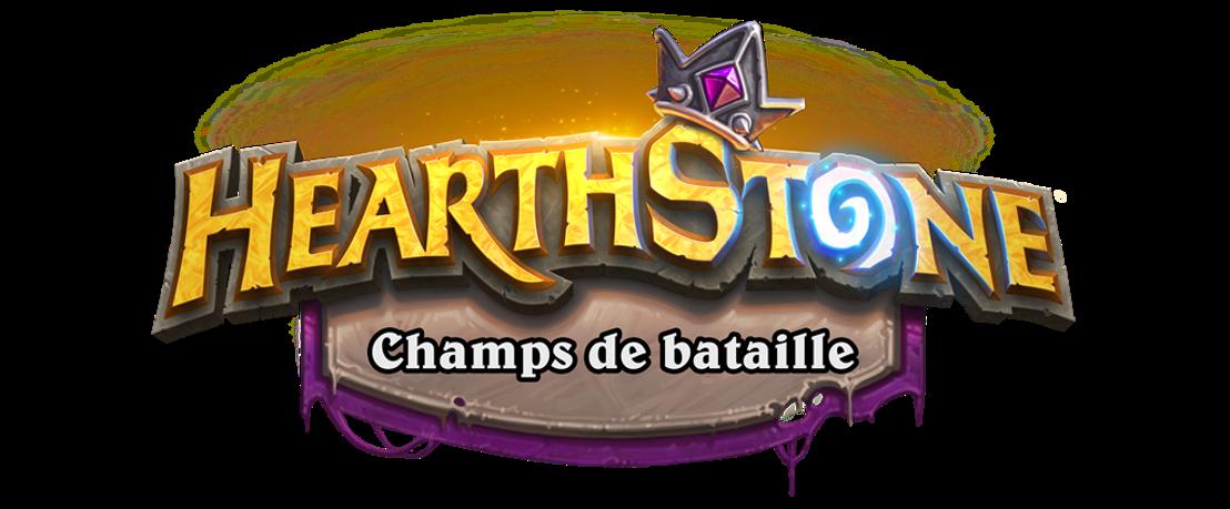 Une nouvelle mise à jour est disponible pour Hearthstone : Champs de bataille